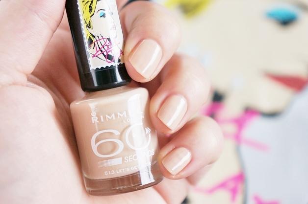 rimmel london rita ora 60 seconds nail polish 9 - Rimmel London x Rita Ora 60 seconds nail polish