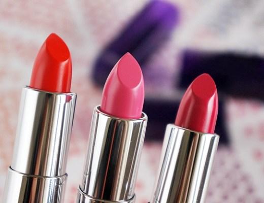 rimmel moisture renew lipstick 3 - Rimmel moisture renew lipsticks