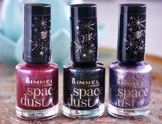 rimmel space dust nagellak 1 - Rimmel kerst 2013 | Space Dust nagellak