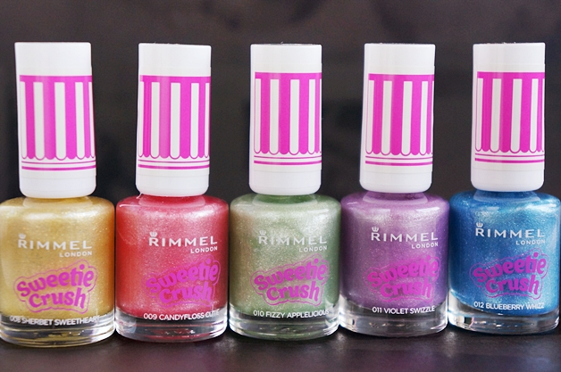 rimmel sweetie crush nail color 1 - Rimmel | Sweetie Crush nail color
