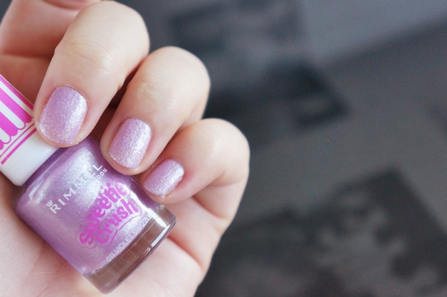 rimmel sweetie crush nail color 6 - Rimmel | Sweetie Crush nail color