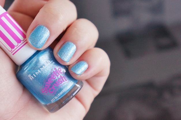 rimmel sweetie crush nail color 7 - Rimmel | Sweetie Crush nail color