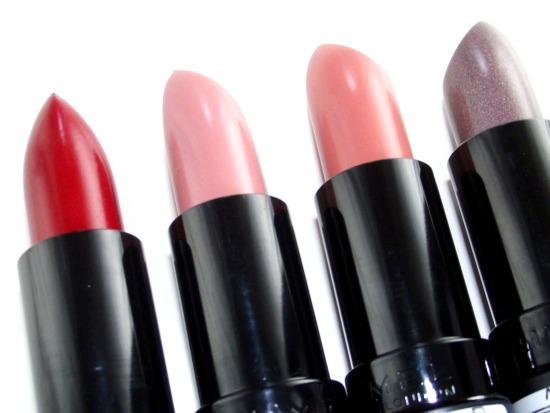 rimmelkatelipsticks5 - Rimmel   Lasting Finish Lipsticks