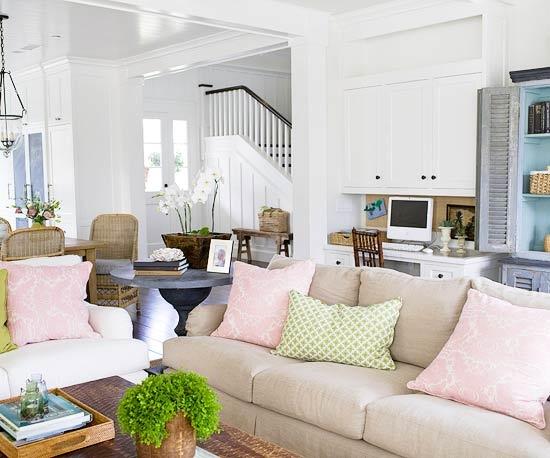 roze interieur 3 - Inspiratie | Roze als accentkleur in je huis
