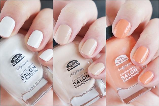 sally hansen complete salon manicure big shiny big matte top coat topcoat 3 - Sally Hansen lentenieuwtjes