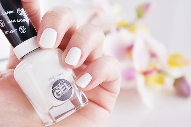 witte nail art