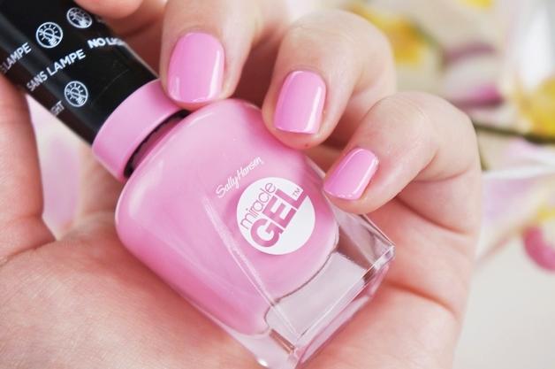 sally hansen miracle gel love pinks 4 - Sally Hansen Miracle Gel | Love Pinks collectie