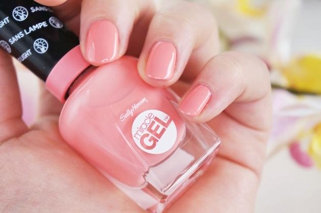 sally hansen miracle gel love pinks 5 - Sally Hansen Miracle Gel | Love Pinks collectie