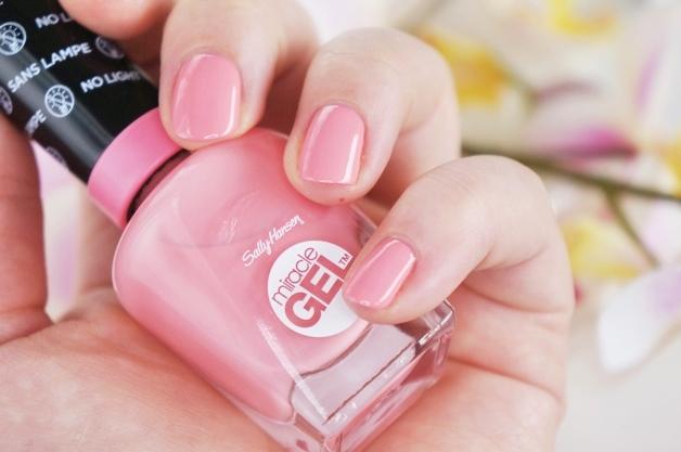 sally hansen miracle gel love pinks 6 - Sally Hansen Miracle Gel | Love Pinks collectie