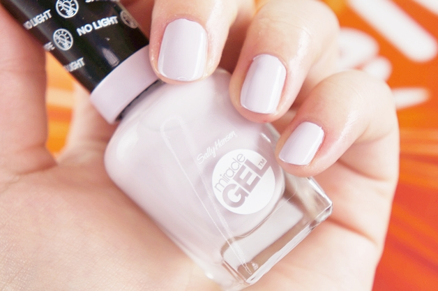 sally hansen miracle gel review 6 - Sally Hansen miracle gel nagellak