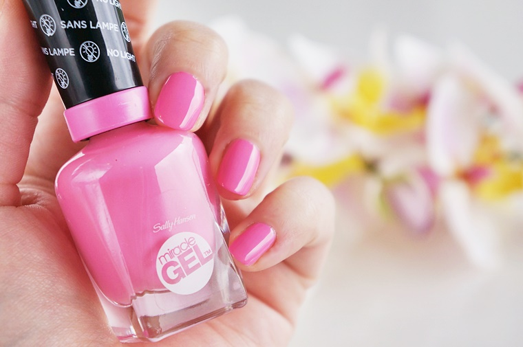 sally hansen miracle gel shock wave tea party 4 - Sally Hansen Miracle Gel | Shock Wave & Tea Party
