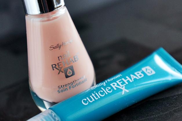 sally hansen nail rehab cuticle rehab 2 - Sally Hansen nail rehab & cuticle rehab