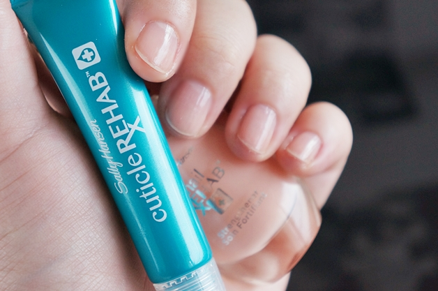 sally hansen nail rehab cuticle rehab 4 - Sally Hansen nail rehab & cuticle rehab
