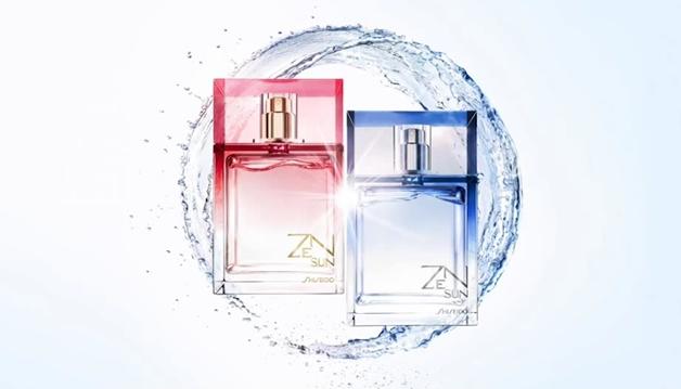 shiseido zen sun 1 - 3 from 1 | Parfums: Thierry Mugler, Chloé & Shiseido