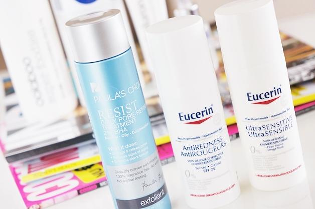 skincare routine juli 2014 1 - Favoriete beautyproducten juli 2014