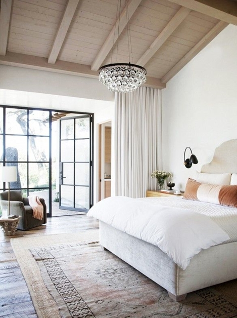 slaapkamer interieur inspiratie 1 - Interieur inspiratie | Een rustige slaapkamer