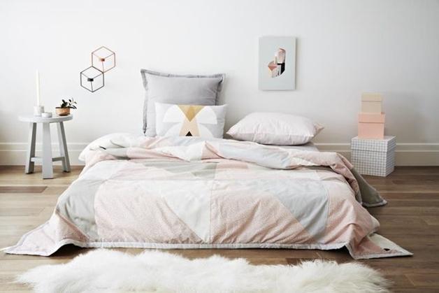 Interieur inspiratie | Een rustige slaapkamer - Curvacious.nl | Feel ...