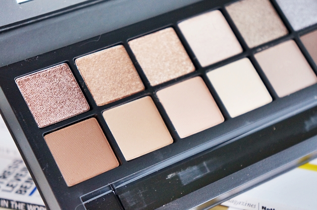 smashbox full exposure palette 7 - Smashbox full exposure palette