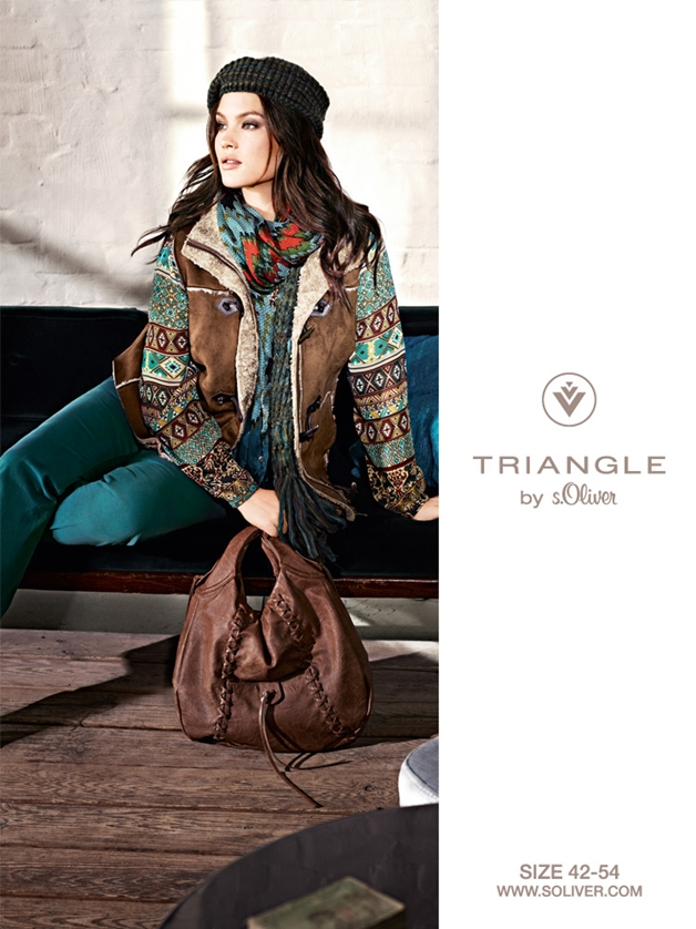 soliver2012fwtriangle1 - Plus Size Shop | TRIANGLE by s.Oliver