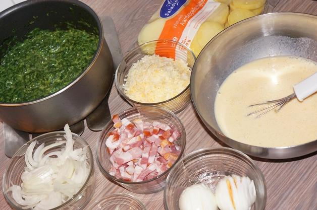sonjabakkerlidl4 - Recept | Spinazie ovenschotel