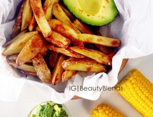 spicy wedges recept - Recept | Crispy & spicy potato wedges