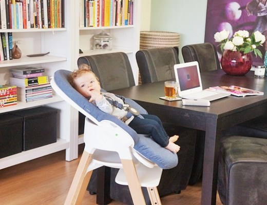 stokke steps kinderstoel 5 - Baby musthave | De kinderstoel (Stokke Steps)