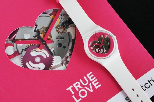swatch a la folie1 - Valentijn tip! | Swatch 'A La Folie' horloge