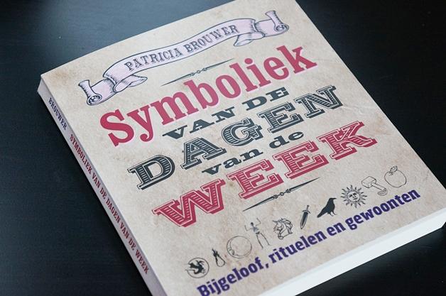 Symboliek van de dagen van de week