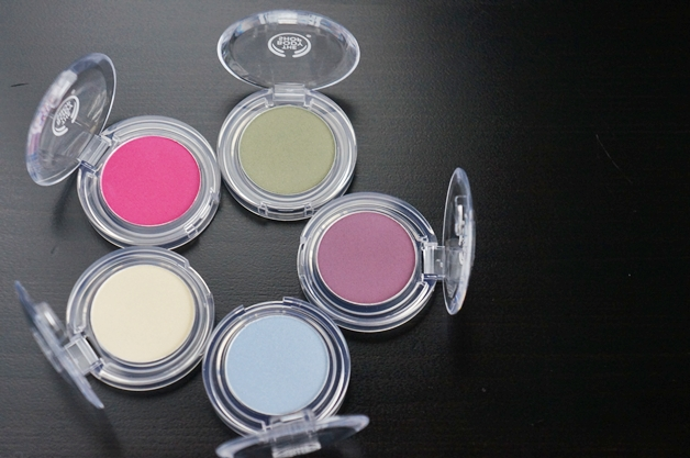 the body shop color crush mono eyeshadow 1 - The Body Shop | Colour Crush Eyeshadows