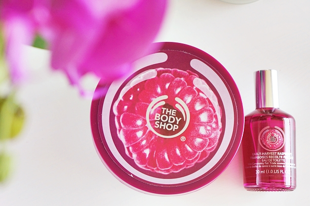 the body shop early harvest raspberry 1 - The Body Shop | Early-harvest raspberry