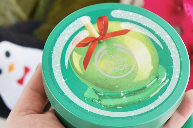 the body shop glazed apple 7 - The Body Shop | Glazed Apple kerstcollectie