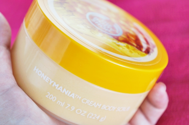 the body shop honeymania 7 - The Body Shop | Honeymania