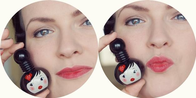 the body shop lip cheek doll stain 5 - The Body Shop lip & cheek doll