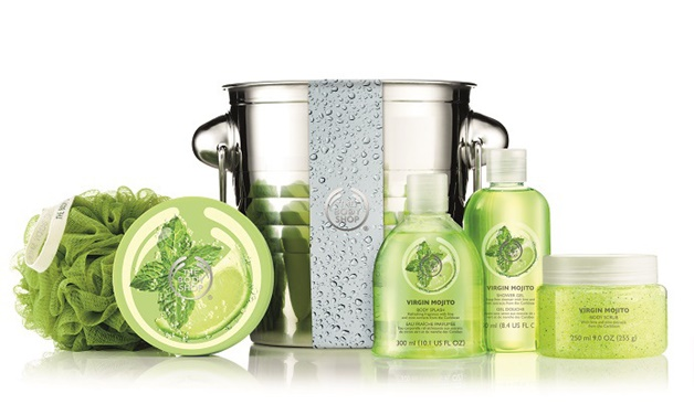 the body shop virgin mojito 6 - The Body Shop Virgin Mojito (summer limited edition)