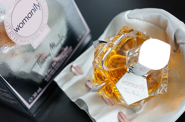 Thierry Mugler | Alien essence absolue & Womanity 'leather'