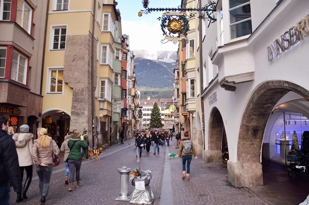 tirol oostenrijk reisverslag travel 13 - Travel report | Tirol dag 2: Kerst in Innsbruck