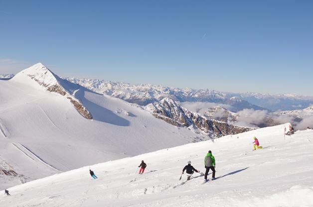tirol oostenrijk reisverslag travel 21 - Travel report | Tirol dag 3: De Hintertuxer gletsjer