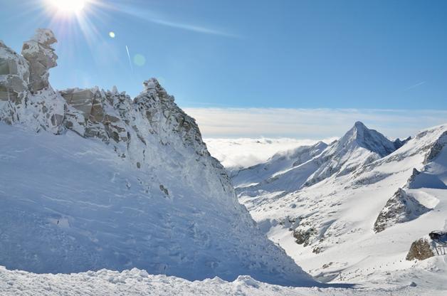 tirol oostenrijk reisverslag travel 22 - Travel report | Tirol dag 3: De Hintertuxer gletsjer