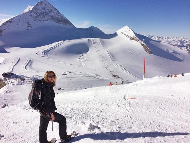 tirol oostenrijk reisverslag travel 24 - Travel report | Tirol dag 3: De Hintertuxer gletsjer