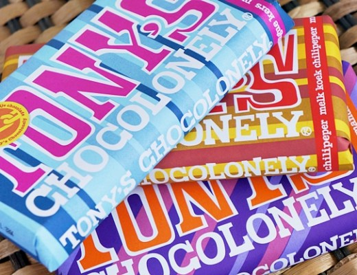 tonys chocoloney 1 - Tony's Chocolonely limited editions winter 2013