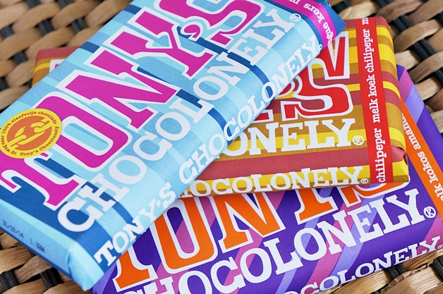 tonys chocoloney 1 - Tony's Chocolonely limited editions winter 2013