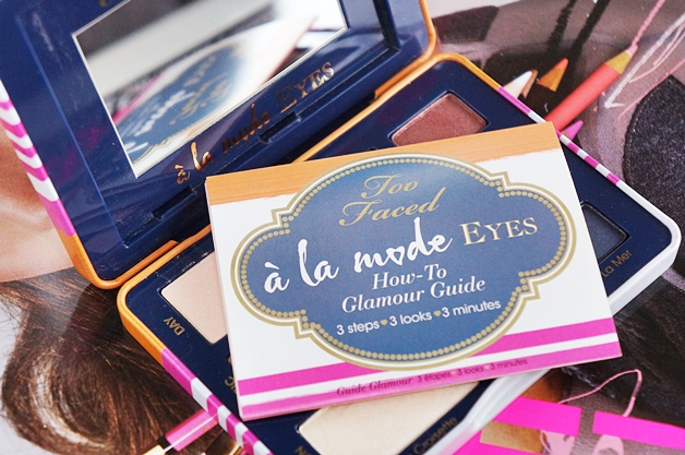 too faced a la mode eyes palette 3 - Too Faced | A la mode eyes palette