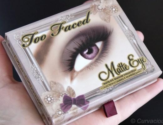 toofacedmattepalette1 - Too Faced | Matte Eye Palette (+ look)