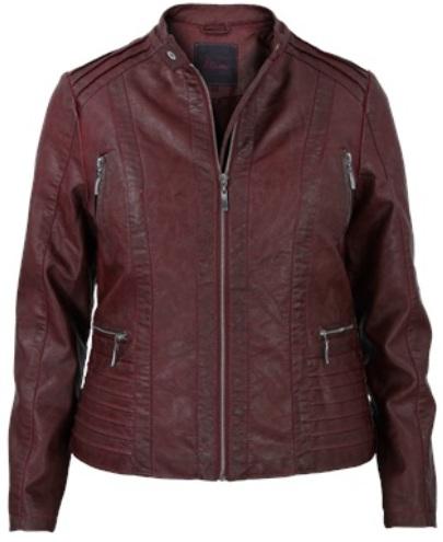 top 10 plussize leather jackets 3 - Plussize | 10 x biker jackets