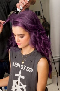 trend purple hair14 - Inspiratie | Paars haar