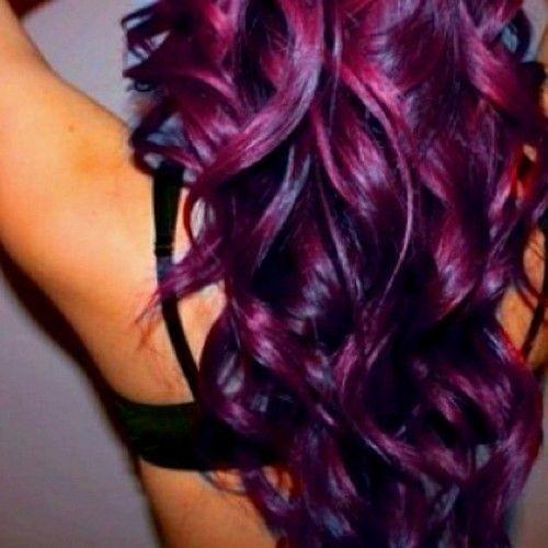 trend purple hair21 - Inspiratie | Paars haar