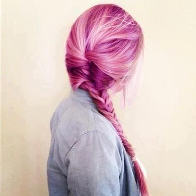 trend purple hair3 - Inspiratie | Paars haar