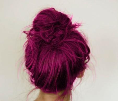 trend purple hair5 - Inspiratie | Paars haar