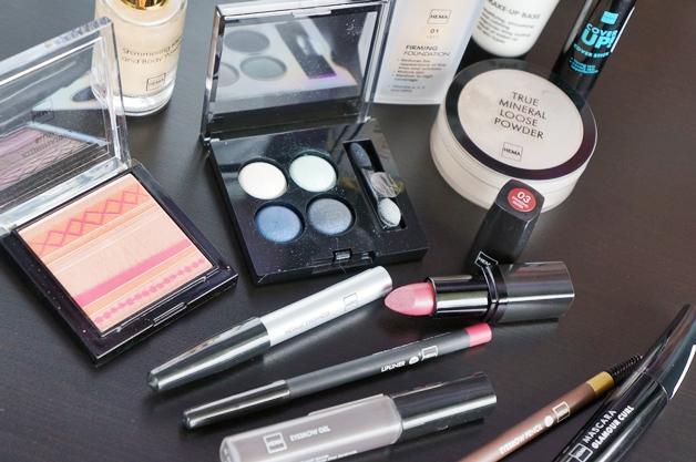 triplechallengehema1 - Triple challenge | Complete HEMA make-up look