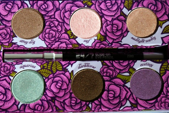 urbandecayfeminine2 - Urban Decay The Feminine Palette - foto's, swatches en review